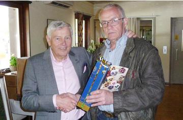 Mats Paulsson 70-årsdag