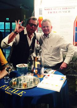 Steffo Törnquist och Carl Jan Granqvist besöker oss på mässan Världens smak i Norrköping 9-10 okt. 2015